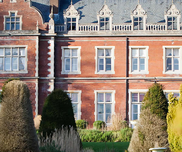 Contact Lynford Hall Hotel