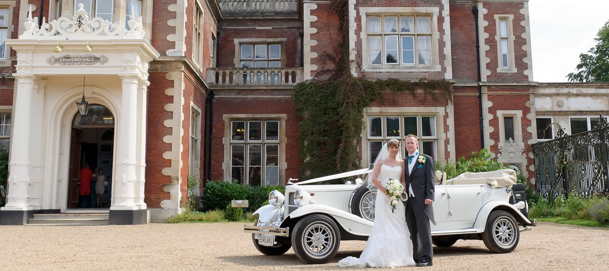 Lynford Hall Hotel Norfolk